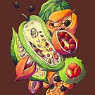 Exotic Fruit by VictoriaHamre