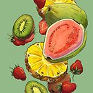 Guava Party by VictoriaHamre
