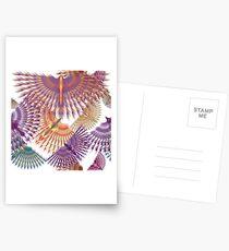 Firebird in Colours Postcards