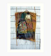 essential maia (full view) Art Print
