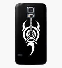 zakk wylde's gibson flying v bullseye tribal Case/Skin for Samsung Galaxy