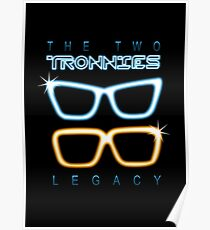The Two Tronnies Poster