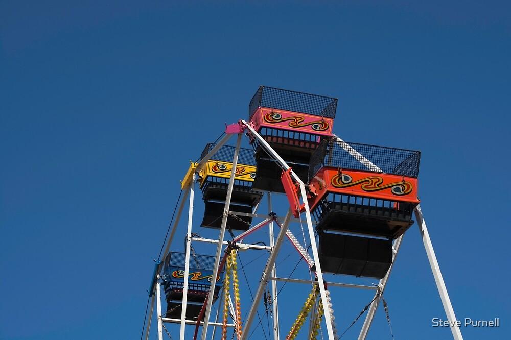 Ferris Wheel by Steve Purnell