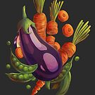 Veggies by VictoriaHamre