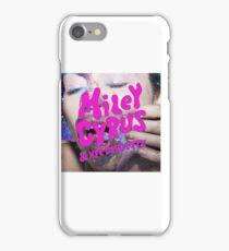 MILEY ALBUM COVER iPhone Case/Skin