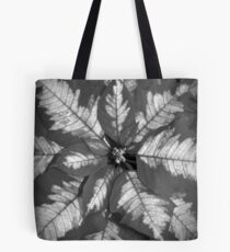 Playful Poinsetta Tote Bag