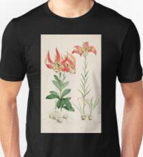 A Monograph of the Genus Lilium Henry John Elwes Illustrations W H Fitch 1880 0139 T-Shirt