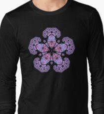 Penta Crystal Long Sleeve T-Shirt