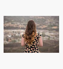 Daisy Valley Photographic Print