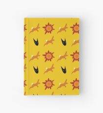 Chasing Life and Death Hardcover Journal