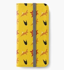 Chasing Life and Death iPhone Wallet/Case/Skin