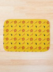 Chasing Life and Death Bath Mat