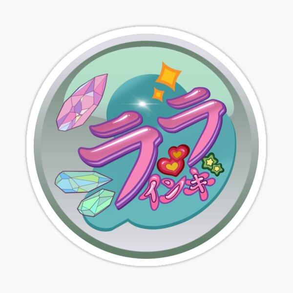 ララ インキ LALA INKY STICKERS Sticker