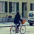 Winter Biking by Dania Reichmuth