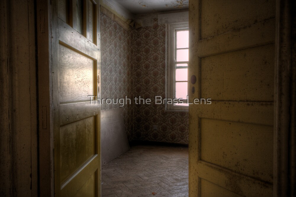 As One Door Opens . . . by Through the Brass Lens
