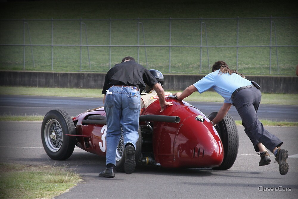 A Little Help From Our Friends by ClassicCars
