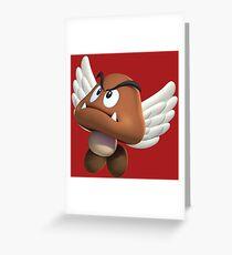 Goomba Greeting Card