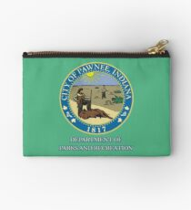 Pawnee Indiana Parks and Recreation Studio Pouch