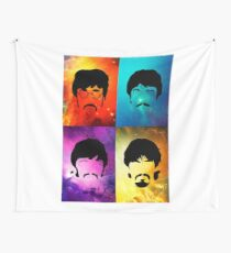 the Beatles Wall Tapestry