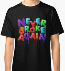 Youngboy Never Broke Again Colorful Gear, Merch NBA Classic T-Shirt