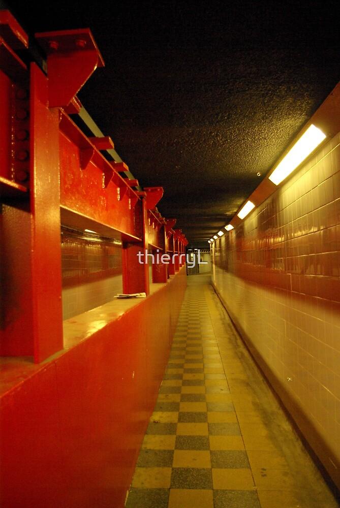 passage souterrain by thierryL
