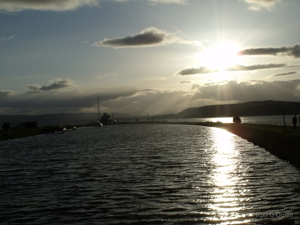 Inverness by Nigel G Owen