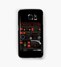 The Hunters Survival Guide Samsung Galaxy Case/Skin