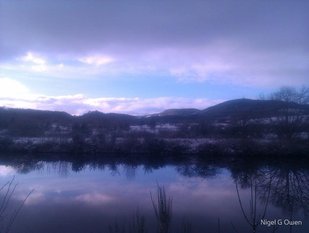 Winter View by Nigel G Owen
