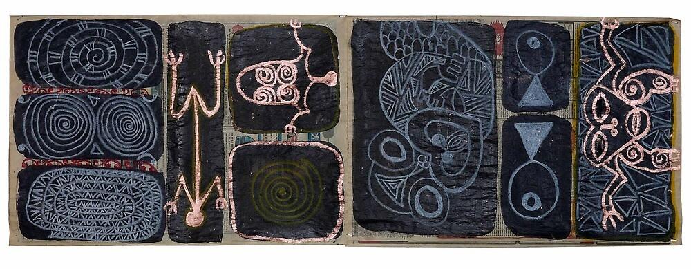 modern primitivism by TraceyTawhiao