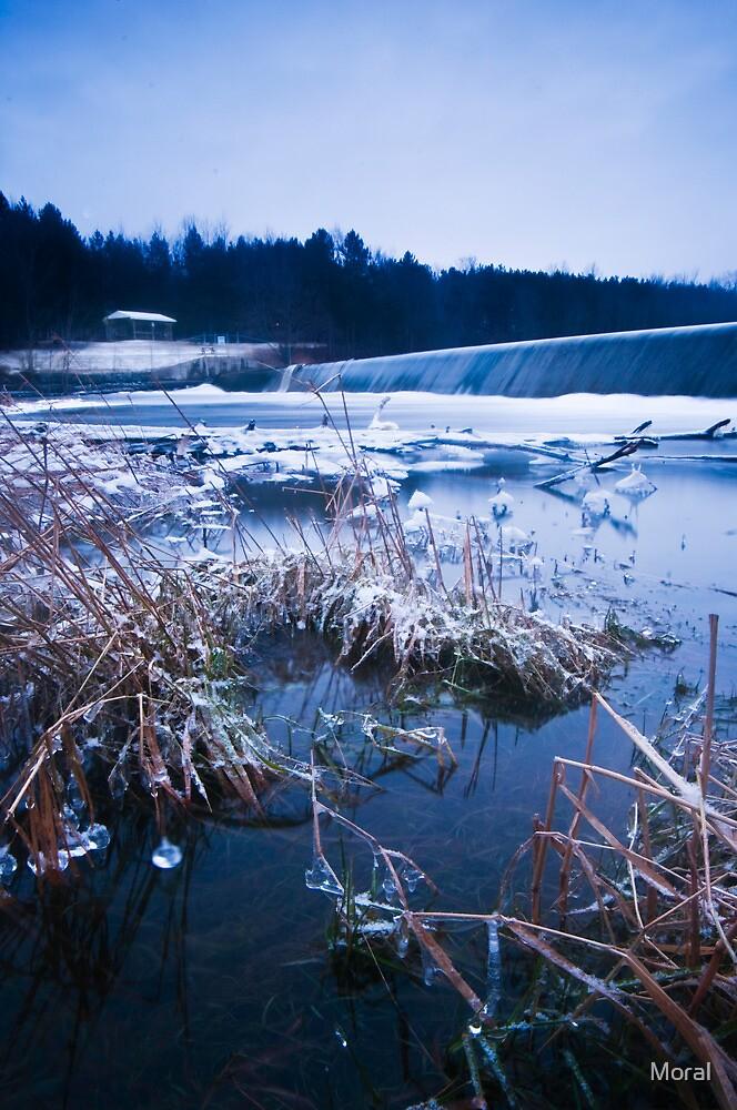 Castor River Falls by Ryan Watts