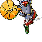 Basketball Anyone? by Terry Smith