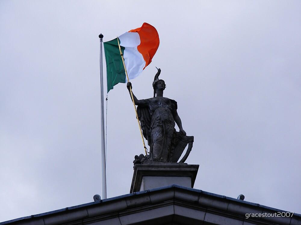 IRISH FLAG by gracestout2007