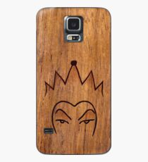 The Evil queen Case/Skin for Samsung Galaxy