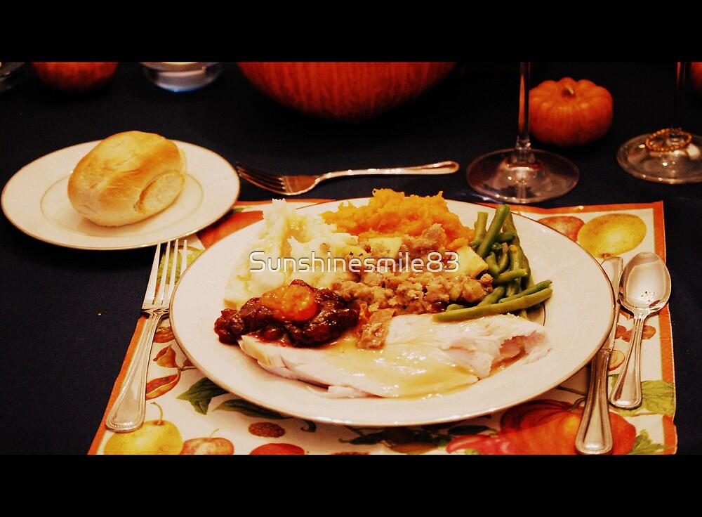 Thanksgiving Still Life by Sunshinesmile83