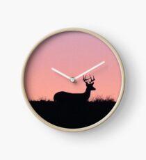 Skyline Bucks Clock
