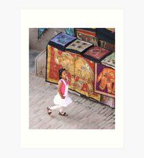 Bhaktapur afternoon Art Print