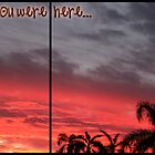 wish you were here... by vampvamp
