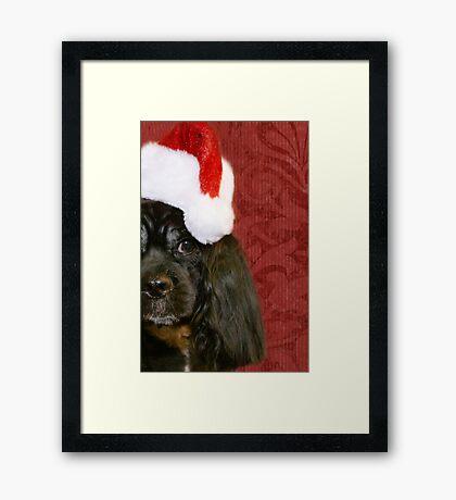 Ho, Ho, Ho Framed Print