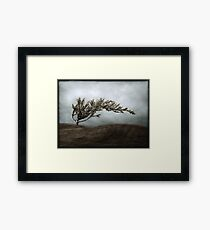 We Break and We Bend and We Turn Ourselves Inside Out Framed Print