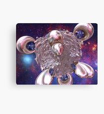 Space Critter Canvas Print