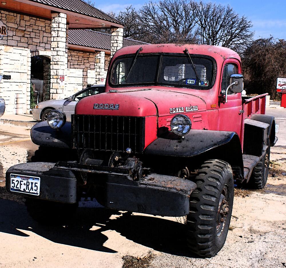 Dodge Truck by TxGimGim