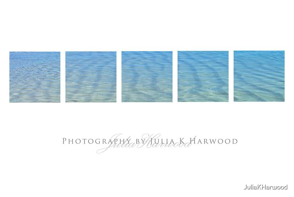 Blue Ocean ~ Signature Series by JuliaKHarwood