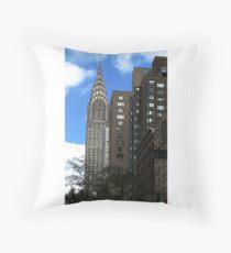 Chrysler Building Floor Pillow