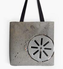 Metal Flower Tote Bag