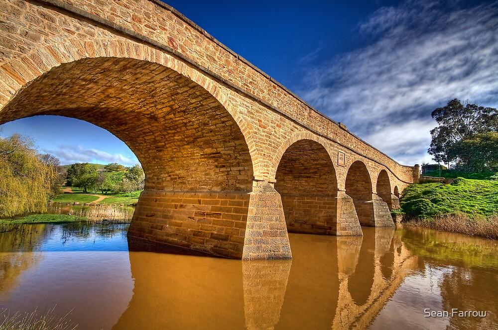 Bridges of Richmond by Sean Farrow