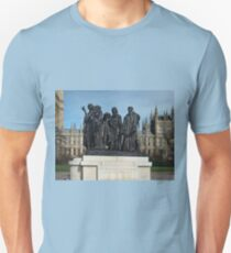 The Burghers Of Calais, in London, by Rodin T-Shirt