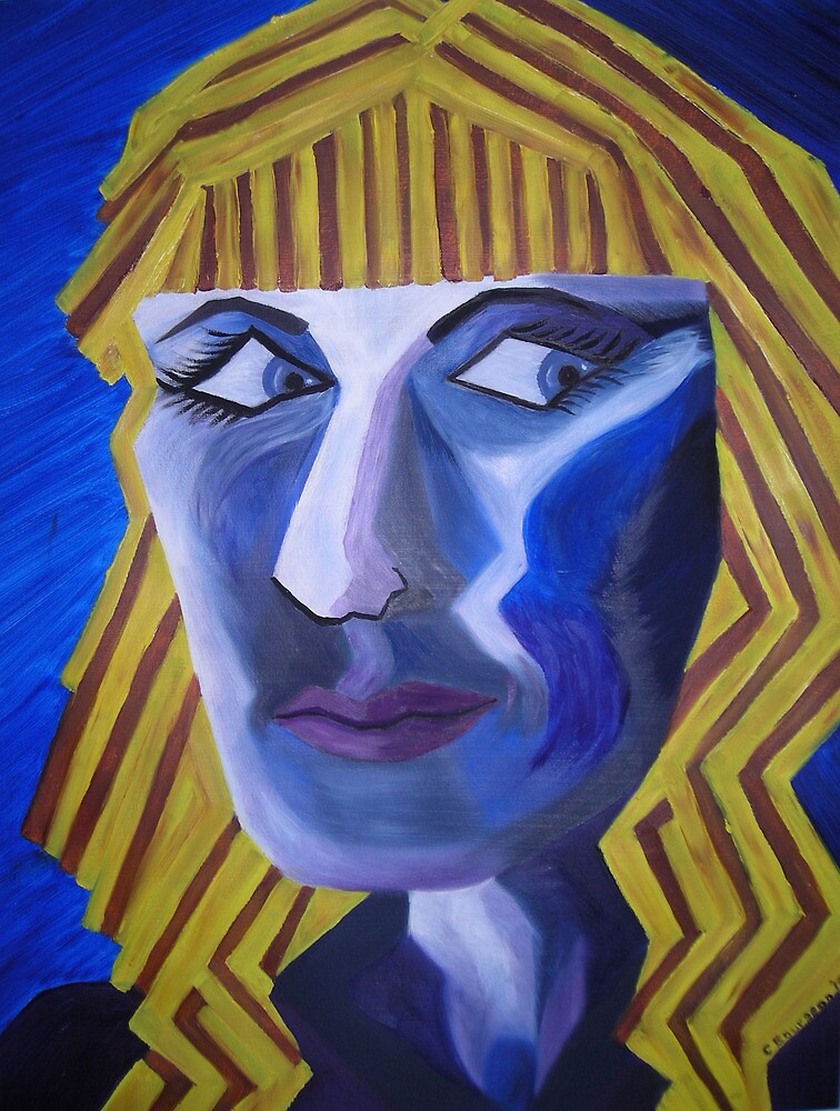 Cubist Me by Christa57
