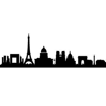 «Skyline de Paris» par AleCampa