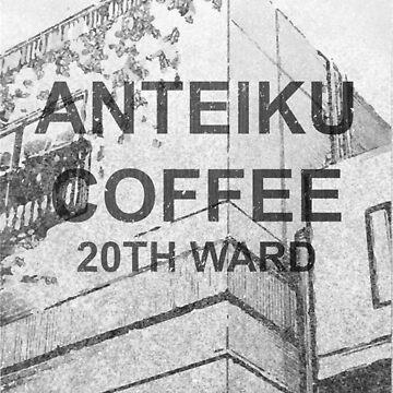 Anteiku Coffee by ShintaroGr