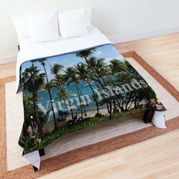 Virgin Islands Resort View Comforter